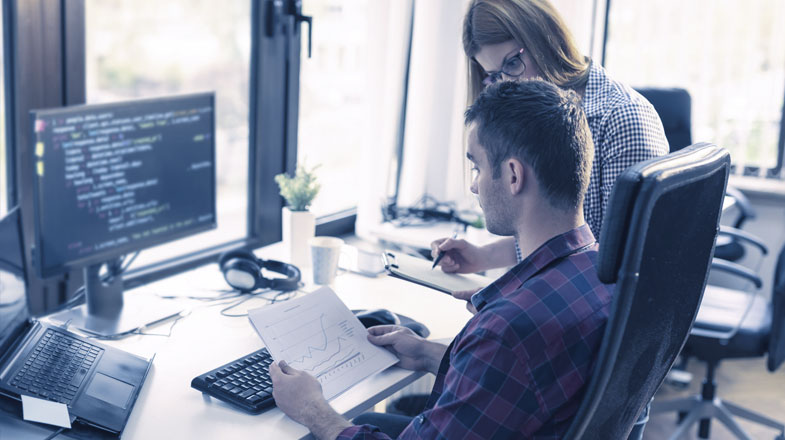 Бизнес-консалтинг и ИТ-аутсорсинг